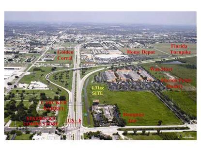 US-1 E PALM DR Florida City, FL MLS# D1386927