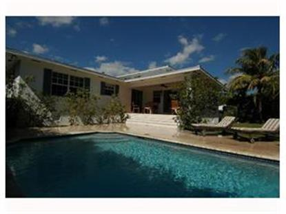 485 WOODCREST RD , Key Biscayne, FL