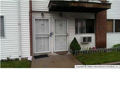 227 MAPLE PKWY  Staten Island, NY MLS# 1089312
