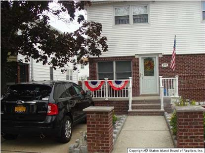 177 BENTON AVE  Staten Island, NY MLS# 1091519