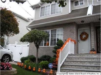 990 ROCKLAND AVE  Staten Island, NY MLS# 1092171