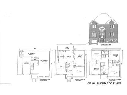 25 Dimarco Place Staten Island, NY MLS# 1096936