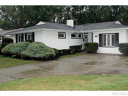 67 Green Acres Rd Tonawanda, NY MLS# B484828