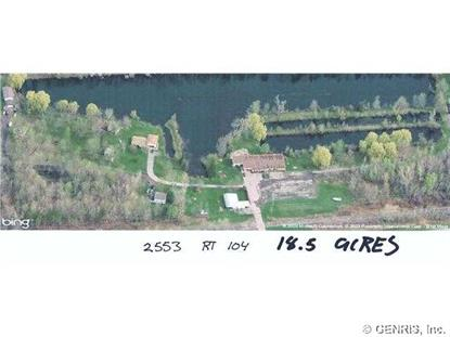 2553 State Route 104 Ontario, NY MLS# R255760