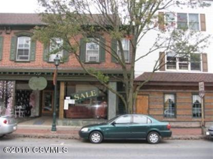22 SOUTH MARKET STREET  Selinsgrove, PA MLS# 11-47110