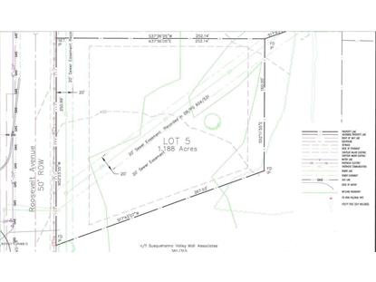 LOT 5 ROOSEVELT AVE Selinsgrove, PA MLS# 20-51483