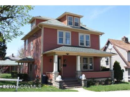 37 S 13TH ST Lewisburg, PA MLS# 20-57188