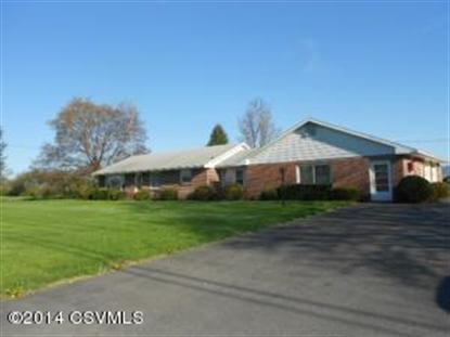 4604 OLD TURNPIKE ROAD Lewisburg, PA MLS# 20-57443