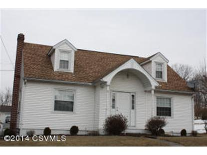 1027 WOODLAND DR Sunbury, PA MLS# 20-58472