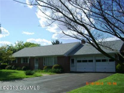 490 PHEASANT RIDGE RD Lewisburg, PA MLS# 20-59700
