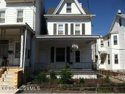 14 N WALNUT ST. Mount Carmel, PA MLS# 20-59764