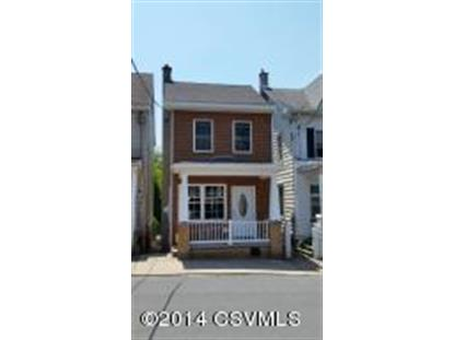 544 W 2ND ST Mount Carmel, PA MLS# 20-59787