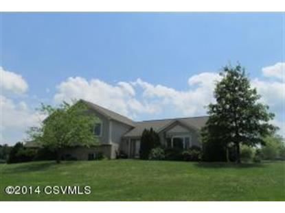 3366 MILE HILL RD Sunbury, PA MLS# 20-60036