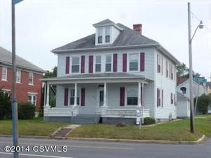 1231 W MARKET ST Lewisburg, PA MLS# 20-60542