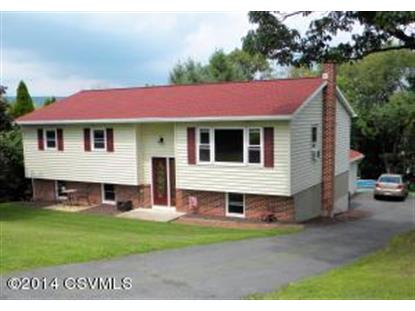 127 MADISON AVE Northumberland, PA MLS# 20-60674