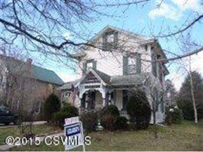 431 FRONT STREET  Northumberland, PA MLS# 20-61796