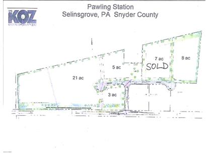 LOT 4 PAWLING STATION  Selinsgrove, PA MLS# 20-62152