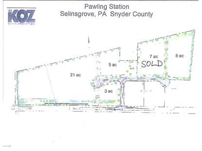 LOT 4 PAWLING STATION  Selinsgrove, PA MLS# 20-62152