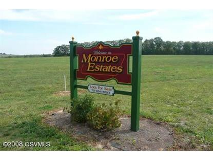 LOT 11 PEANUT ROAD  Millerstown, PA MLS# 20-62629