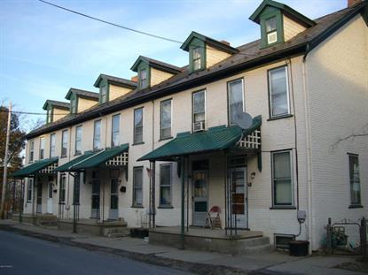 636-646 EDISON AVE Sunbury, PA MLS# 20-62756