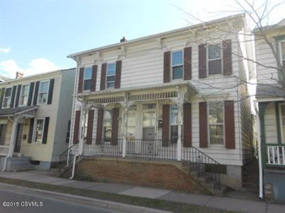 105-107 S 7TH ST Lewisburg, PA MLS# 20-63292