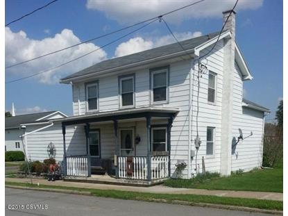 279 BROADWAY ST Turbotville, PA MLS# 20-63542