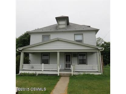 110 MOUNTAIN VIEW RD Sunbury, PA MLS# 20-65213