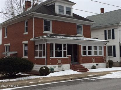 107 INDEPENDENCE ST Selinsgrove, PA MLS# 20-67009