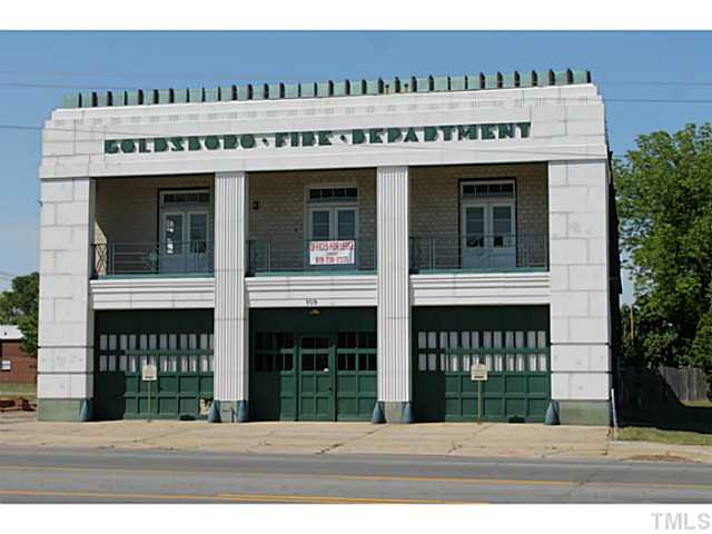 Commercial Property For Sale On Ash Street Goldsbroro Nc