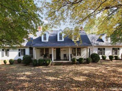 1762 Foster Road, Yanceyville, NC
