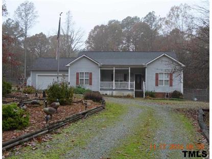 2117 Cedar Creek Rd, Creedmoor, NC 27522