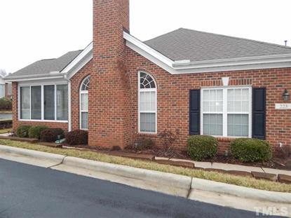 223 Baines Court  Cary, NC MLS# 1987452