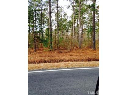 00 Sheriff Johnson Road  Lillington, NC MLS# 1988910