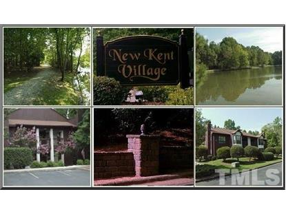 813 New Kent Place  Cary, NC MLS# 2001717