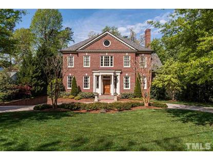 1807 Chester Road  Raleigh, NC MLS# 2016751
