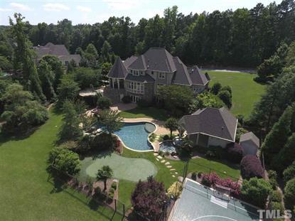 5305 Newstead Manor Lane  Raleigh, NC MLS# 2048672