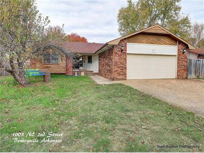 1003  NE 2nd  ST Bentonville, AR MLS# 1004255