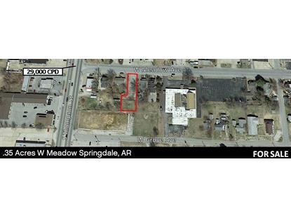 0.35 Meadow  ST Springdale, AR MLS# 1007343