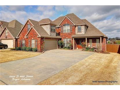6406  S 44th  ST Rogers, AR MLS# 1012154