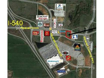 1.6AC PLEASANT GROVE Road, Rogers, AR