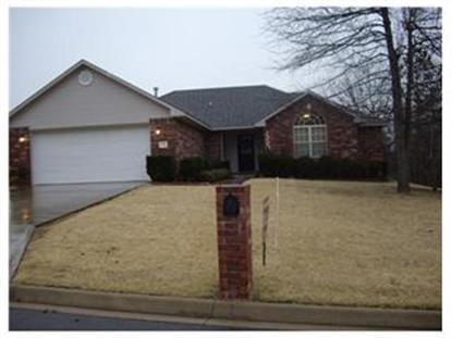 785 EASTERN HILLS Drive, Greenwood, AR