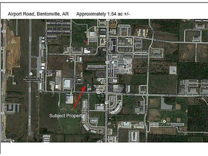 AIRPORT Road Bentonville, AR MLS# 698473
