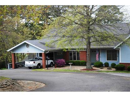 12 NORWOOD Lane Bella Vista, AR MLS# 705580