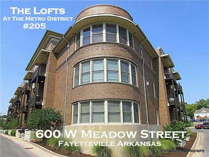 600 West MEADOW Street Fayetteville, AR MLS# 708949
