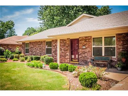 1811 Southeast CLARK Street Bentonville, AR MLS# 714450