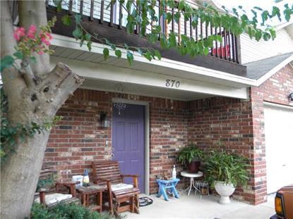 870 West PEACHTREE Drive Fayetteville, AR MLS# 717357