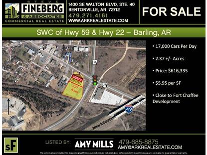 103 Fort St Barling, AR MLS# 721995
