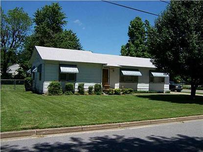 1600 WESTWOOD Avenue Springdale, AR MLS# 723957