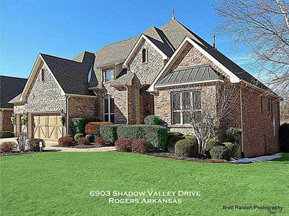 6903 Shadow Valley Rd W Rogers, AR MLS# 736275