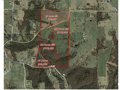 0 Scott Hollow Rd Springdale, AR MLS# 736871